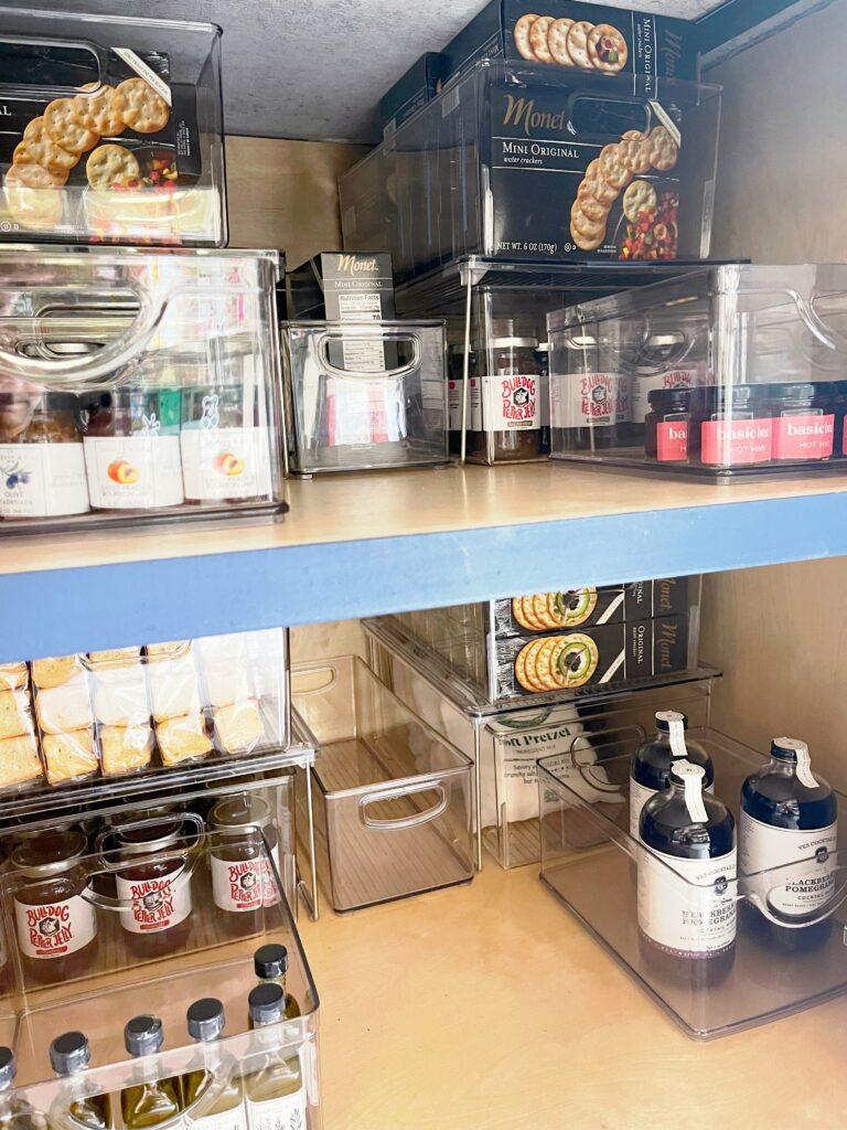 organized retail space